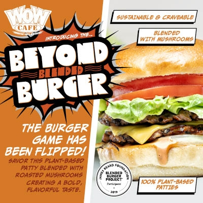 Beyond Blended Burger