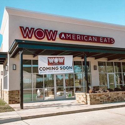 American Eats Opening